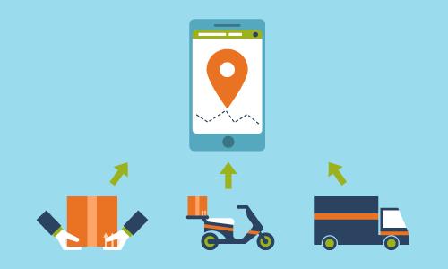 App mobile mở ra nhiều khả năng cho ngành vận chuyển. (Ảnh: Azoft.com)