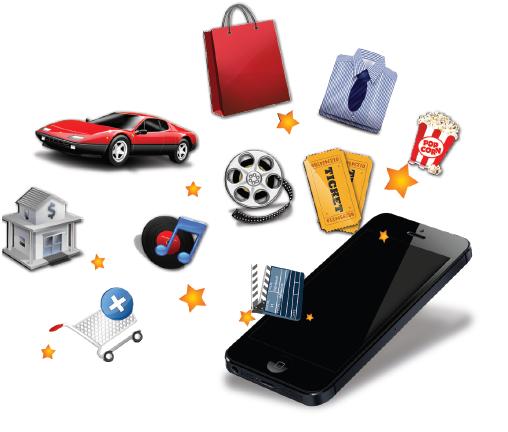 Công nghệ di động thay đổi thói quen mua bán online