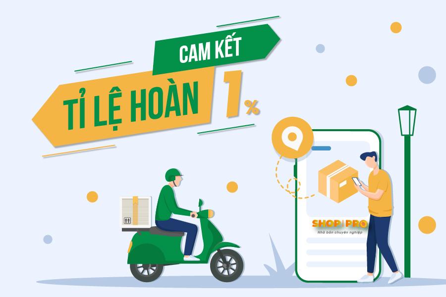 Free Hoàn cho Shop Pro