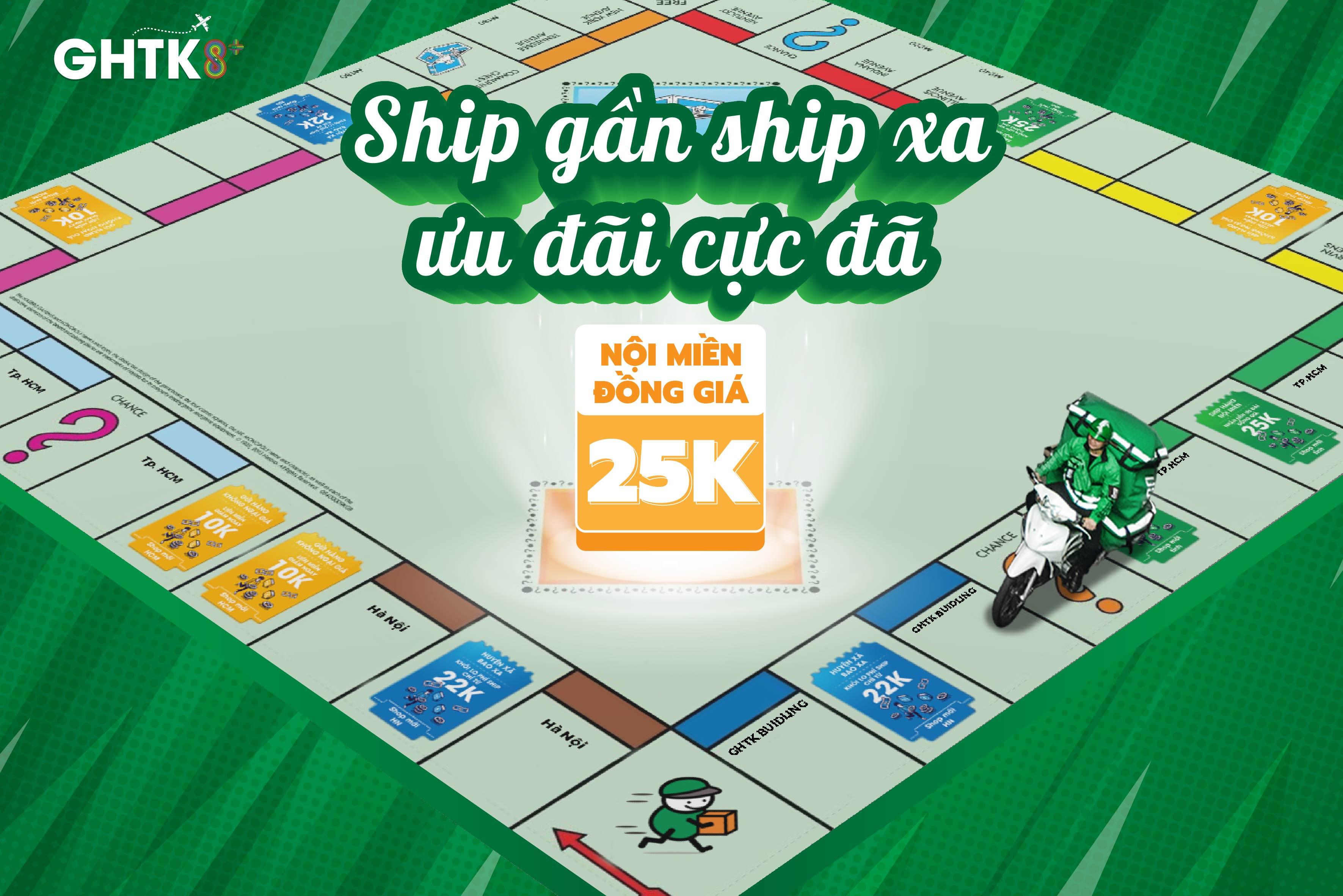 [Shop mới tỉnh] SHIP GẦN SHIP XA – ƯU ĐÃI CỰC ĐÃ: NỘI MIỀN ĐỒNG GIÁ 25K